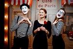 Французские мимы «Династия Мим»