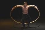 Цирковой номер «Колесо Сира» Хулиган